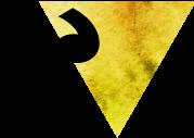 trianguloamarilloderechasnegro