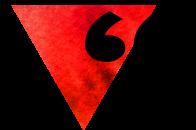trianguloizquierdarojoynegro